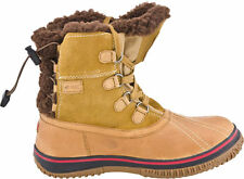 New Pajar Women's Iceland Winter Shearling Lining Lace Up Boot sz 9/9.5US 40 EUR