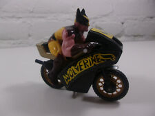 Vintage Marvel Secret Wars Wolverine Cycle by Buddy L Motorcycle Bike