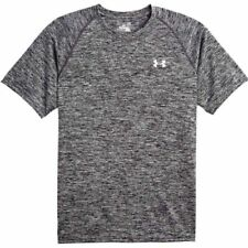 Maglie e top da uomo leggera nero Under armour per palestra, fitness, corsa e yoga