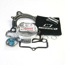 Gaskets RMZ250 04-06  *STD//77mm//13.1:1* Top End Rebuild Kit Wiseco Piston