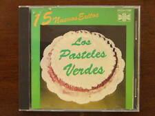 15 Nuevos Exitos de LOS PASTELES VERDES Latin American CD EAN 0099441112885