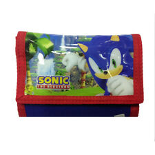 Wallet Sonic with tear 5 1/8x3 7/8in