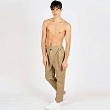 JUNLI HIGH RISE PANTS Large / 50 Cotton PU