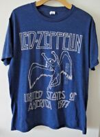 LED ZEPPELIN OFFICIALLY LICENSED GRAPHIC TEE T-SHIRT MENS MUSIC NEW CONCERT 1977