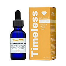 TIMELESS 20% vitamin c + vitamin e + ferulic acid serum 1 oz (30 ml )