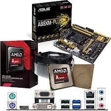AMD Kaveri A10 7700K 3.4Ghz & ASUS A88XM-PLUS Inc Radeon R7 - BOARD & CPU Bundle