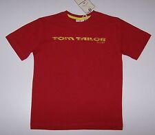 Kinder-shirt rot Von Tom Tailor 164/170