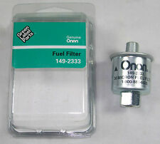 Onan Genuine Factory Replacement Fuel Filter 149-2333 Fits BGE NHE