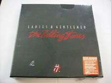 ROLLING STONES - LADIES & GENTLEMEN -3DVD + BOOK BOXSET NEW - NUMB. COPY #12465