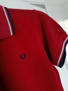 Fred Perry Polo Women's Size 8/10