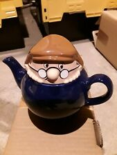 More details for tetley wade tea pot and cups