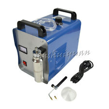 Hydrogen Water Flame Polisher Acrylic Flame Welder Jewelry Polishing Machine 75L