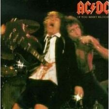 "AC/DC ""IF YOU WANT BLOOD YOU'VE GOT IT"" LP VINYL NEU"