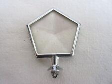 Chrysler Crystal Haubenemblem-Hood Ornament mit Öse zum einhöngen,max 5 cm breit