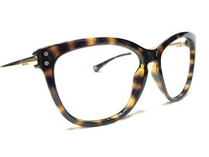Coach Celia HC8084 517013 Womens Dark Tortoise Modern Rx Sunglasses Frames 57/15
