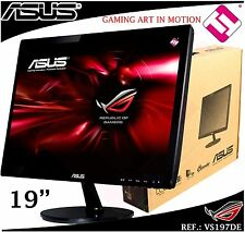 "MONITOR LED 18,5""-19"" PULGADAS ASUS VS197DE 1366 X 768 5MS VGA TOP VENTA OFERTA"