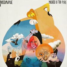 MAIDAVALE - MADNESS IS TOO PURE   CD NEUF
