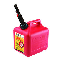 Midwest Can  FlameShield Safety System  Plastic  Gas Can  2 gal.