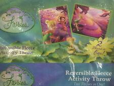 The Little Mermaid Ariel Disney Princess Reversible Fleece Throw Blanket NEW