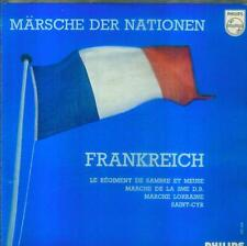 "7"" marches des Nations-France (pe) 1959"