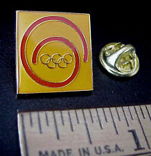 Federal Republic of Germany Olympics Olympic Games G.C.I Taiwan Pin