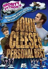 BRAND NEW DVD A&E //John Cleese's Personal Best // Monty Python's Flying Circus/