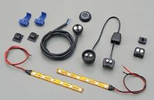 GIVI E135 KIT LUCI STOP a LED per BAULE VALIGIA POSTERIORE GIVI V47 / V47 TECH