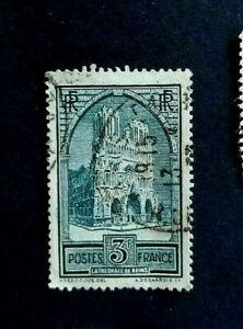 🟪..FRANCE - 1929/31 Stamp Exhibition in Le Havre - 3 FRANCS - FINE USED