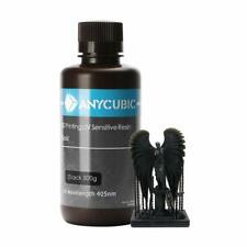 ANYCUBIC Black color 405nm UV Sensitive Resin for SLA/DLP Photon 3D Printer