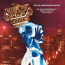 JETHRO TULL - WAR CHILD (THE 40TH ANNIVERSARY EDITION CD) New & Sealed