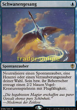 Canto del Cisne (Swan Song) comandante 2016 Magic