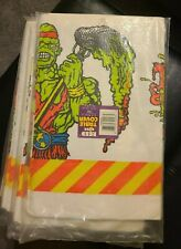 Toxic Crusaders- Table Cover (still in Factory seal)
