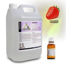 Universal Haze Machine Fluid 5L Liquid Solution Strawberry Scent DJ Disco Party
