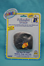 Webkinz Clothing Swimming Trunks with Fish by Ganz WE000300 New with Code