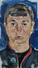 """Brigitte Köhler-Kliefert (1924 Stralsund - 2001 Berlin)  """"Selbstportrait"""" /Öl"""