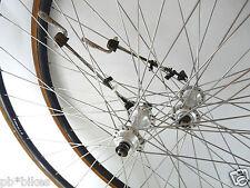 Assos Wheelset Rims Omas hubs 700c Vintage Road Racing  Bike
