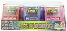 Kidsmania Candy Jackpot Slot Machine Candy Dispenser, 0.7-Ounce Candy-Filled Dis