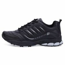 Men Running Shoes Sports Outdoor Walking Sneakers Comfortable Athletic Rubber