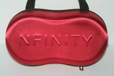 Nfinity Cheer Shoe Case Bag Sz 10 Shoulder Strap Red and Black - No Shoes