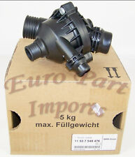 BMW COOLING ENGINE COOLANT THERMOSTAT Germany Genuine 11537549476