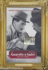 Dvd **TOTO' • GUARDIE E LADRI** di Steno con Aldo Fabrizi nuovo Slipcase 1951