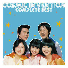 Cosmic Invention - Complete Best CD w/OBI JAPAN RARE YMO SYNTHPOP TECHNO POP