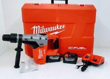 "Milwaukee 2717-22HD M18 FUEL 1-9/16"" SDS-Max Rotary Hammer Kit"
