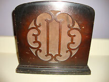 ANTIQUE 1920's NEWCOMBE HAWLEY SPEAKER FOR TUBE RADIOS MODEL 83 GOOD DRIVER