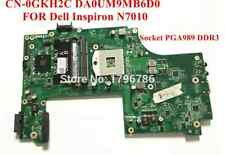 Original Dell Inspiron 17 N7010 Motherboard CN-0GKH2C 0GKH2C GKH2C 100%Tested