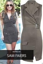 Jersey Regular Size Sleeveless Dresses for Women