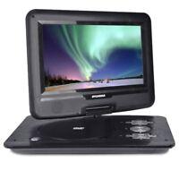"Sylvania SDVD1032 10"" Portable Car DVD Media Player w/ 5HR Li-Ion Battery"