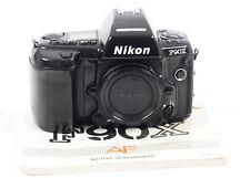 Nikon F90X 35mm SLR Film Camera Body (2817)
