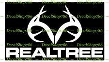 Realtree II - Outdoor Hunting Apparel - Vinyl Die-Cut Peel N' Stick Decals