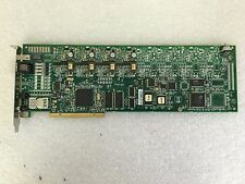 Brooktrout TR1034+P4-4L-R 901-002-09 CHANNEL PCI BOARD